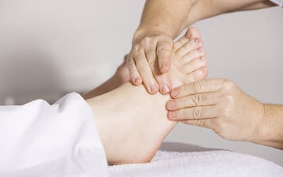 Reflexology and Self-healing Mini-workshop – 17 Oct 2020